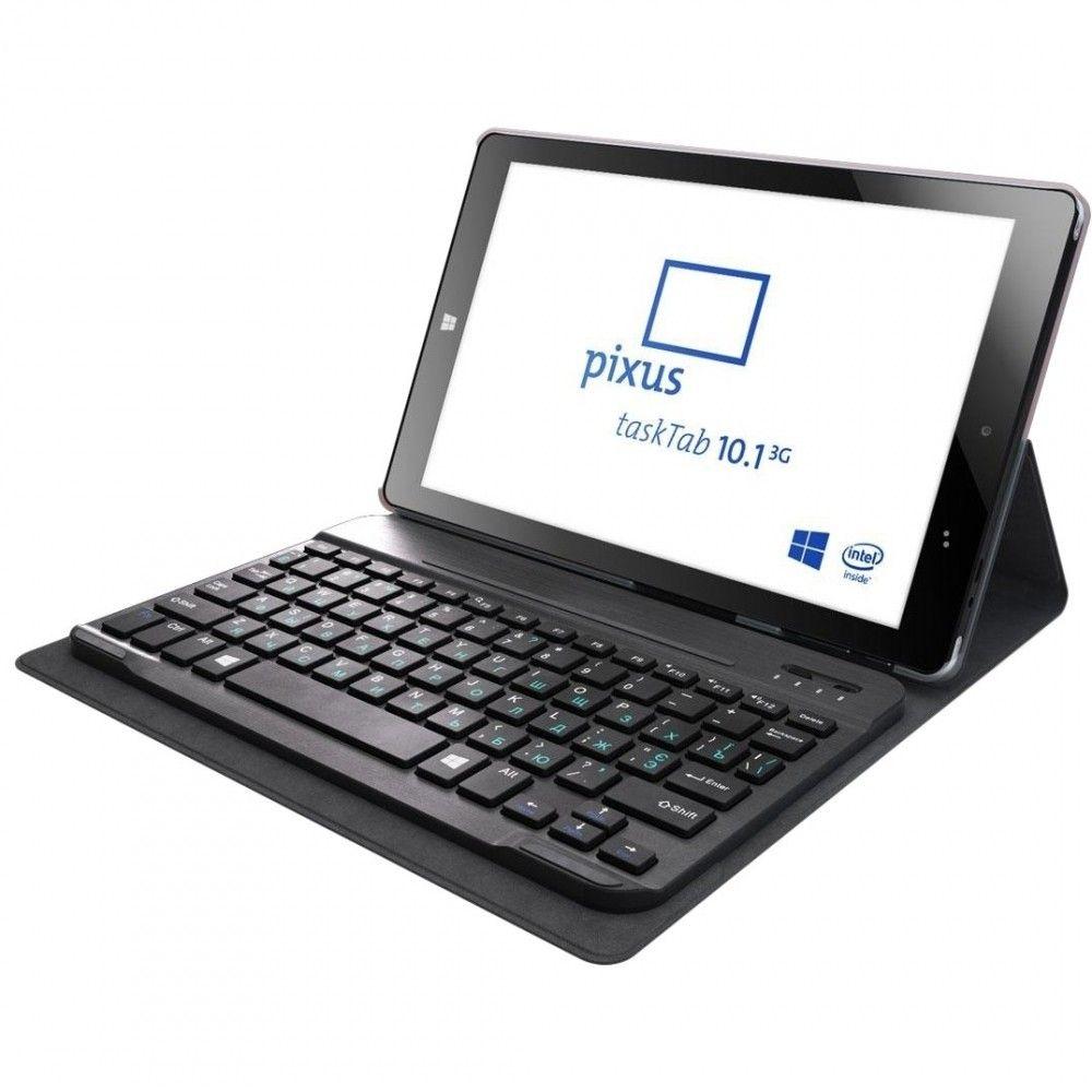 Планшет Pixus taskTab 10.1 3G Black - 4