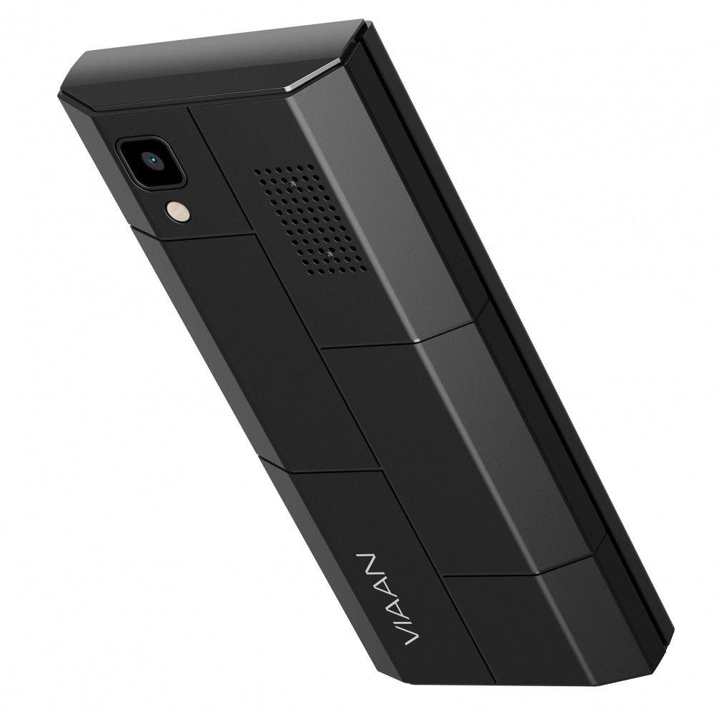 Мобильный телефон VIAAN V181 Black  - 3