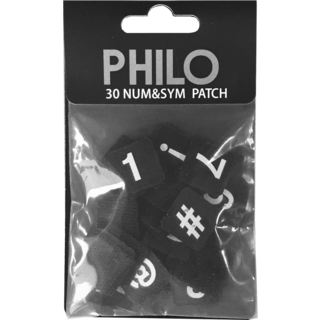 Мини-липучки GoPhilo Expansion Pack Patch Number Case (PH013NS) (8055002390767) - 1
