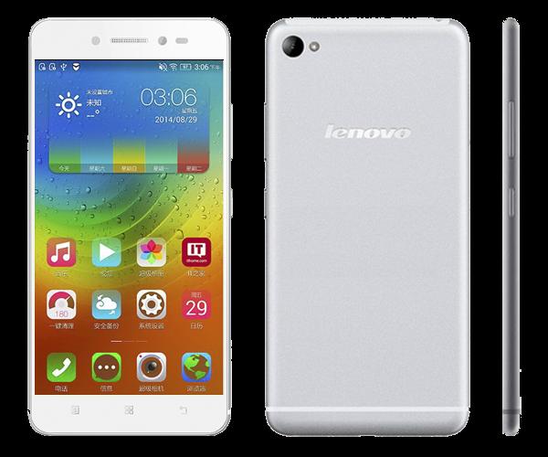Мобильный телефон Lenovo S90 32GB Platinum - 1