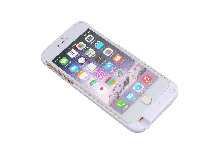 Чехол-аккумулятор AIRON Power Case для IPhone 6/6s White - 1