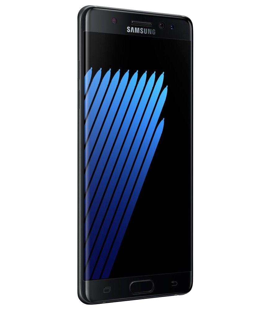Мобильный телефон Samsung Galaxy Note 7 64GB (SM-N930) Black - 2