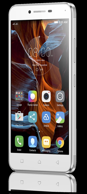 Мобильный телефон Lenovo K5 (A6020a40) Silver  - 3