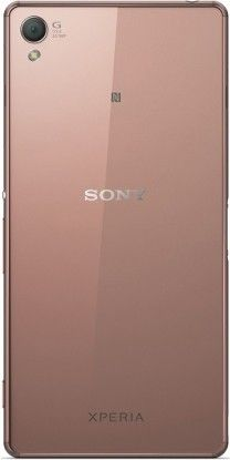 Мобильный телефон Sony Xperia Z3 D6603 Copper - 1