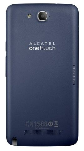 Мобильный телефон Alcatel One Touch Hero 8020D Bluish black - 1