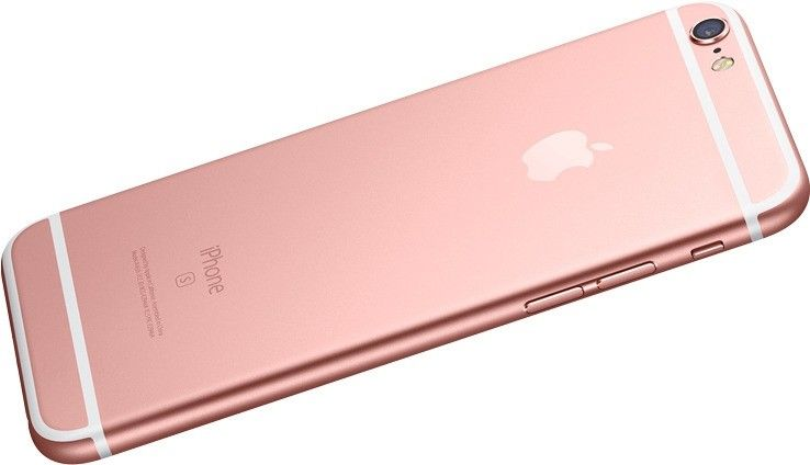 Мобильный телефон Apple iPhone 6S 16GB Rose Gold - 4
