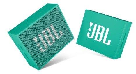 Портативная акустика JBL GO Teal - 1