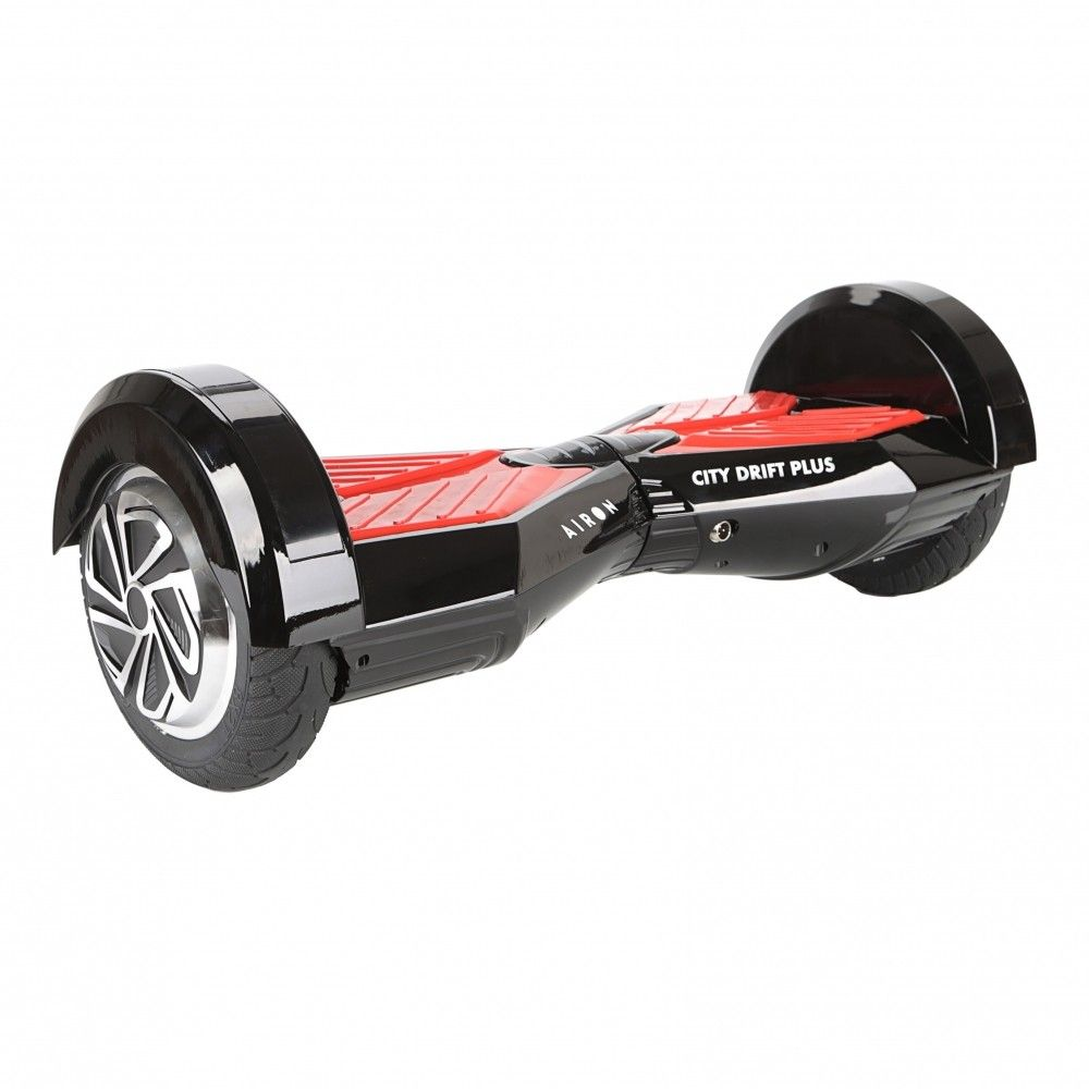 "Гироборд AIRON City Drift Plus 8"" Black - 1"