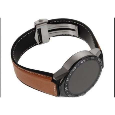 Смарт часы TAG Heuer Connected Leather Black - 1