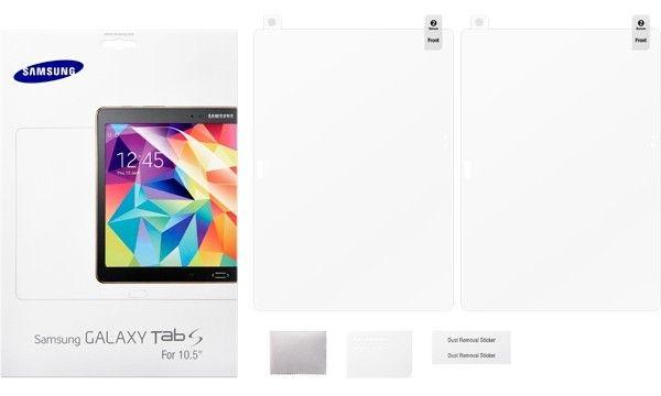 """Защитная пленка Samsung для Galaxy Tab S 10.5"""" (ET-FT800CTEGRU) - 2"""