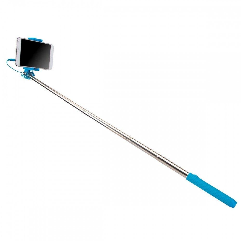 Монопод для селфи JUST Selfie Stick Mini Blue (SLF-STKMN-BLUE) - 1