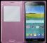 Чехол Samsung S View для Samsung Galaxy S5 Pink (EF-CG900BPEGRU) 2
