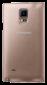 Чехол Samsung LED Flip Wallet для Samsung Galaxy Note 4 N910H Gold (EF-NN910BEEGRU) 3