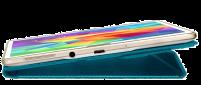 """Чехол Samsung T701 для Samsung Galaxy Tab S 8.4"""" Electric Blue (EF-BT700BLEGRU) - 1"""