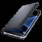 Чехол Samsung LED View для Galaxy S7 Edge Black (EF-NG935PBEGRU) 0