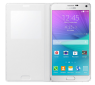 Чехол Samsung S View для Samsung Galaxy Note 4 N910H White (EF-CN910BWEGRU) 0