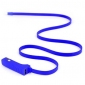 Автомобильное зарядное устройство Tylt BAND Car Charger Lightning Blue (LIT-RIBBNBL-T) 1
