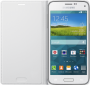 Чехол Samsung для S5 mini EF-FG800BWEGRU White 0