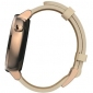 Смарт часы Motorola Moto 360 2nd Generation Smartwatch 42mm Stainless Steel with Rose Gold Leather Strap 1
