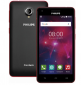 Мобильный телефон Philips Xenium V377 Black-Red 8