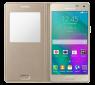 Чехол Samsung S View для Samsung Galaxy A5 500 Gold (EF-CA500BFEGRU) 3