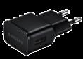 Сетевое зарядное устройство Samsung EP-TA12EBEUGRU Black 0