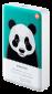 Портативная батарея Samsung External Battery Pack Animal Edition EB-PN915BGRGRU Green Panda 1