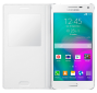 Чехол Samsung S View для Samsung Galaxy A5 500 White (EF-CA500BWEGRU) 3