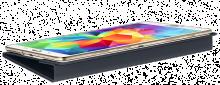 """Чехол Samsung T701 для Samsung Galaxy Tab S 8.4"""" Charcoal Black (EF-BT700BBEGRU) - 3"""