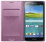 Чехол Samsung Flip Wallet для Galaxy S5 Pink (EF-WG900BPEGRU) 0
