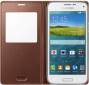 Чехол Samsung для S5 mini EF-CG800BFEGRU Rose Gold 0
