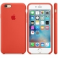 Панель Apple iPhone 6s Silicone Case Orange (MKY62ZM/A) 1