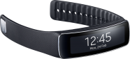 Фитнес-трекер Samsung Gear Fit SM-R3500 Black 0
