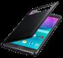 Чехол Samsung S View Wallet mini window EF-EN910FKEGRU Black для Galaxy Note 4 N910 0