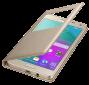 Чехол Samsung S View для Samsung Galaxy A5 500 Gold (EF-CA500BFEGRU) 2