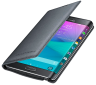 Чехол Samsung Flip Wallet для Galaxy Note Edge EF-WN915BCEGRU Charcoal 0