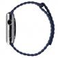 Ремешок Leather Loop для Apple Watch 42мм (MLHL2/MLHM2) Bright Blue 3