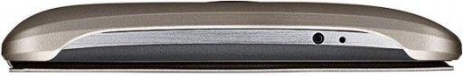 Чехол LG QuickWindow для LG G3 D855 Gold (CCF-345G.AGEUGD) 0