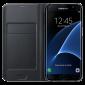 Чехол Samsung LED View для Galaxy S7 Edge Black (EF-NG935PBEGRU) 2