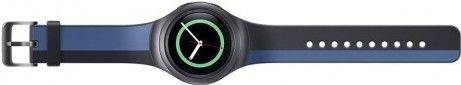 Ремешок Samsung Gear S2 Sport Blue Black (ET-SRR72MLEGRU) 2