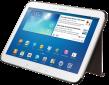 Обложка Samsung для Galaxy Tab 3.0 10.1 Gold Brown (EF-BP520BAEGWW) 0