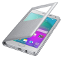 Чехол Samsung S View для Samsung Galaxy A5 500 Silver (EF-CA500BSEGRU) 3