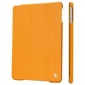 Чехол-книжка для iPad Jison Case Executive Smart Cover for iPad Air/Air 2 Yellow (JS-ID5-01H80) 2