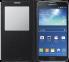 Чехол Samsung S View EF-CN750BBEGRU Black для Galaxy Note 3 Neo 3