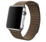 Ремешок Leather Loop для Apple Watch 42мм (MJ522/MJ532) Light Brown 1