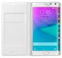 Чехол Samsung Flip Wallet для Galaxy Note Edge EF-WN915BWEGRU White 0