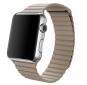 Ремешок Leather Loop для Apple Watch 42мм (MJ4X2/MJ4Y2) Stone 1