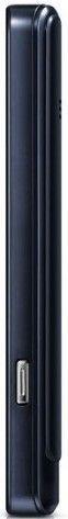 Мобильный телефон Samsung S5611 Black - 2