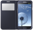 Чехол Samsung S View EF-CI930BLEG Indigo Blue для Galaxy S3 Neo 0