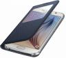Чехол Samsung S View Zero для Samsung Galaxy S6 BlueBlack (EF-CG920BBEGRU) 3